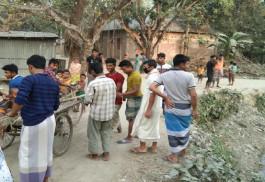 করোনা আত্মরক্ষা: পুরোগ্রাম লকডাউন করলেন গ্রামবাসী