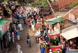 লকডাউনেও কালিয়াকৈরে 'জালশুকা বাজার' সরগরম!