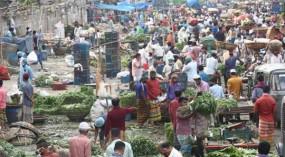 কারওয়ান বাজারে খুচরা বেচাকেনা বন্ধ ঘোষণা