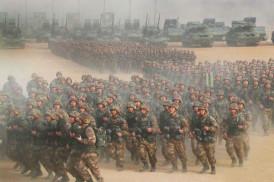 তবে কি যুদ্ধের প্রস্তুতি নিচ্ছে চীন?