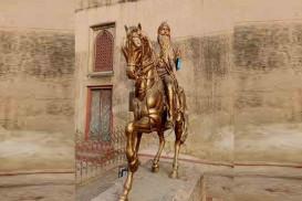 পাকিস্তানে ভাস্কর্য ভাঙচুর, যুবক গ্রেফতার