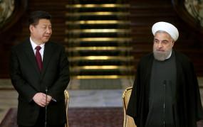 যুক্তরাষ্ট্রকে উপেক্ষা করেই চীন-ইরান সামরিক চুক্তি