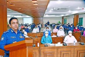 বিভাগীয় ও জেলা পুলিশ হাসপাতাল আধুনিকায়ন করা হবে: আইজিপি