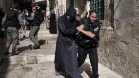 আতঙ্কিত করতে ৬৯ ফিলিস্তিনি নারী ও শিশুকে আটক করেছে ইসরাইল