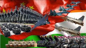 লাদাখে শক্তি বাড়াচ্ছে চীন, যুদ্ধবিমান পাঠাচ্ছে ভারত
