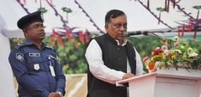 নওগাঁয় স্বরাষ্ট্রমন্ত্রী আসাদুজ্জামান খান