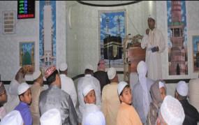 মসজিদে মসজিদে ওসির সচেতনামূলক প্রচার