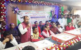 কালিয়াকৈরে বঙ্গবন্ধুর 'জন্মশতবার্ষিকী' উপলক্ষ্যে আলোচনা ও দোয়া