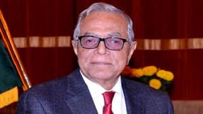 রাষ্ট্রপতির সুনামগঞ্জ সফর বাতিল