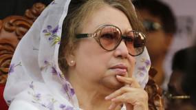 মুক্তি পেলেন বেগম খালেদা জিয়া