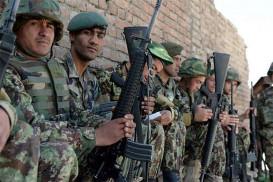 আফগানিস্তানে সন্ত্রাস বিরোধী অভিযান শুরুর নির্দেশ