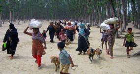 ধেয়ে আসছে 'আম্পান', সাড়ে ১৩ লাখ মানুষ আশ্রয়কেন্দ্রে