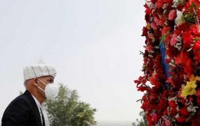 শান্তি আলোচনার মধ্যেই হঠাৎ কাতারে আফগান প্রেসিডেন্ট