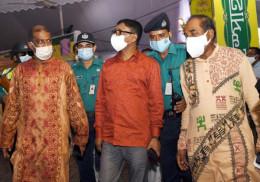 হিন্দু ধর্মাবলম্বীরা নিরাপত্তা ব্যবস্থায় সন্তুষ্ট: ডিএমপি কমিশনার