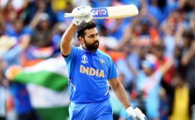 রোহিত এখন ভারতীয় ক্রিকেটার নন!