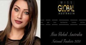 'মিস গ্লোবাল অস্ট্রেলিয়া'প্রতিযোগিতায় চট্টগ্রামের প্রমি