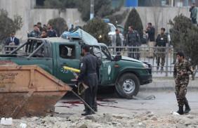 আফগানিস্তানে বোমা বিস্ফোরণে শিশুসহ নিহত ২