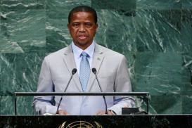জাম্বিয়ার স্বাস্থ্যমন্ত্রীকে বরখাস্ত ঘোষণা