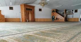 ডেনমার্কে মসজিদের দেয়ালে কোরআন সম্পর্কে আপত্তিকর লেখা