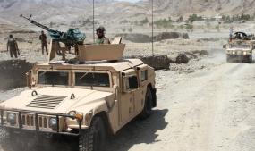 আফগানিস্তানে সেনা অভিযানে নিহত ২৬৯ তালেবান সদস্য