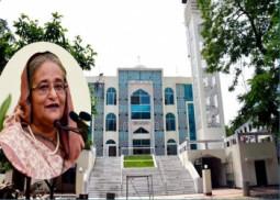 একযোগে ৫০ মডেল মসজিদ উদ্বোধন করলেন প্রধানমন্ত্রী
