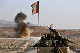আফগানিস্তানজুড়ে সংঘর্ষে ২৫৮ তালেবান নিহত