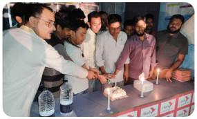 বঙ্গবন্ধুর জন্মশতবার্ষিকী পালন করল নাগরপুর প্রেসক্লাব