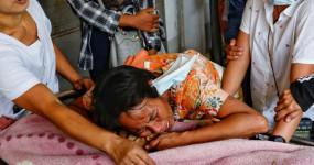 মিয়ানমারে সেনাদের গুলিতে প্রাণ গেল ৭ বছরের শিশুর