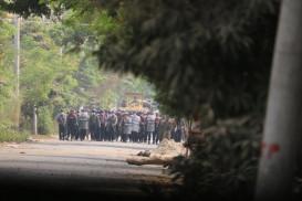 প্রাণহানি নিয়ে মিয়ানমার সেনাবাহিনীর 'দুঃখ প্রকাশ'