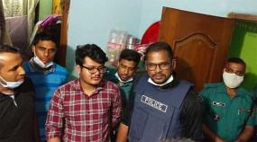 বিশ্বনবীকে 'কটুক্তির' মামলায় চুয়েট শিক্ষার্থী রিমান্ডে