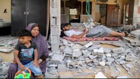 গাজায় অবিলম্বে ত্রাণ পাঠানো প্রয়োজন: জাতিসংঘ