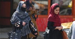 আতঙ্কে আফগান নারী বিচারকরা