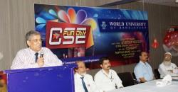 ওয়ার্ল্ড ইউনিভার্সিটি অব বাংলাদেশ 'সিএসই ফান ডে - ২০১৬' অনুষ্ঠিত
