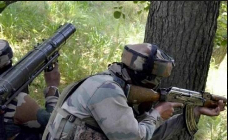 কাশ্মিরে ভারতীয় সেনাবাহিনীর বিগ্রেড দফতরে হামলা