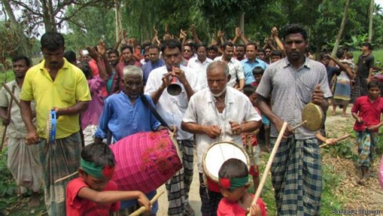 ভোটাধিকারের সুযোগ পাচ্ছেন লালমনিরহাটের বিলুপ্ত ছিটমহলবাসী