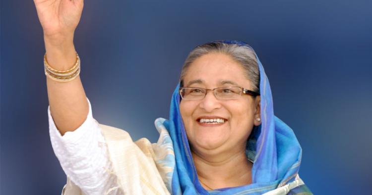 রোববার ভারতে যাচ্ছেন প্রধানমন্ত্রী