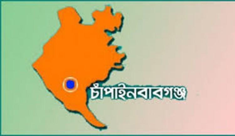 চাঁপাইনবাবগঞ্জে দ্বারিয়াপুর ট্রাকচাপায় রিক্সাচালক নিহত