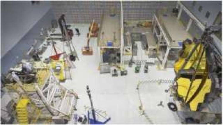 নাসা নির্মিত বিশ্বের সবচেয়ে বড় টেলিস্কোপ 'জেমস ওয়েব'