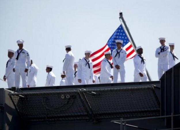 যুক্তরাষ্ট্রের নৌবাহিনীর ১ লাখ ৩০ হাজারের বেশি নাবিকের তথ্যচুরি