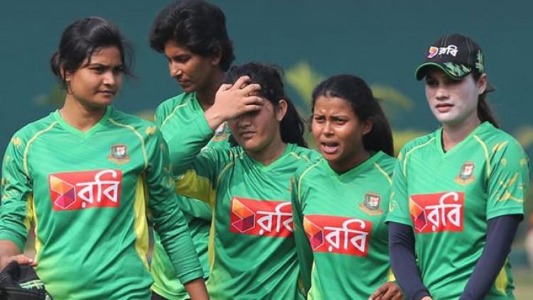 বাংলাদেশ নারী ক্রিকেট দলের লজ্জাজনক হার