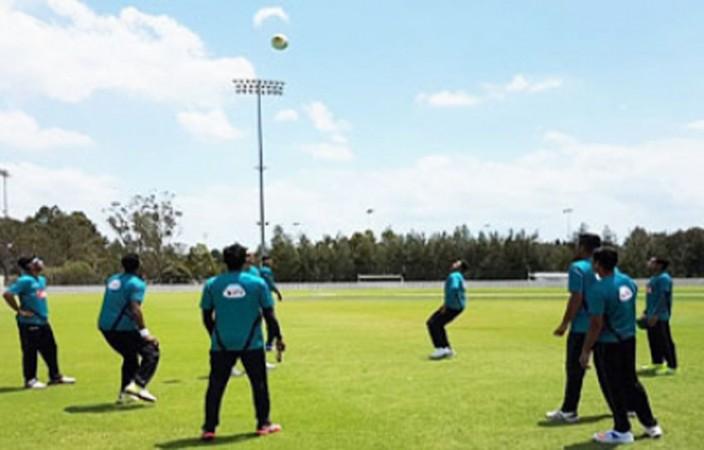 সিডনিতে অনুশীলন করলো বাংলাদেশ ক্রিকেট দল