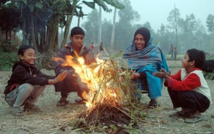 দেশের বিভিন্ন স্থানে মৃদু শৈত্যপ্রবাহ বয়ে যাচ্ছে