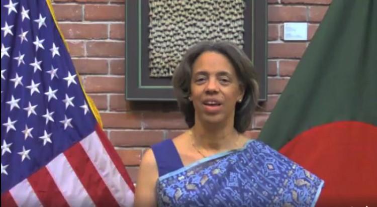 বিকেলে 'ফেসবুক লাইভে' আসছেন মার্কিন রাষ্ট্রদূত