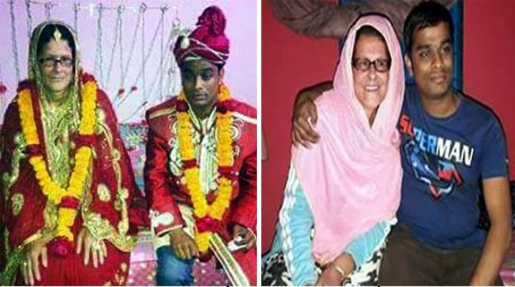 ৪৭ বছর বয়সী সেওমা প্রেমের টানে ব্রাজিল থেকে নবীগঞ্জে : অত:পর বিয়ে