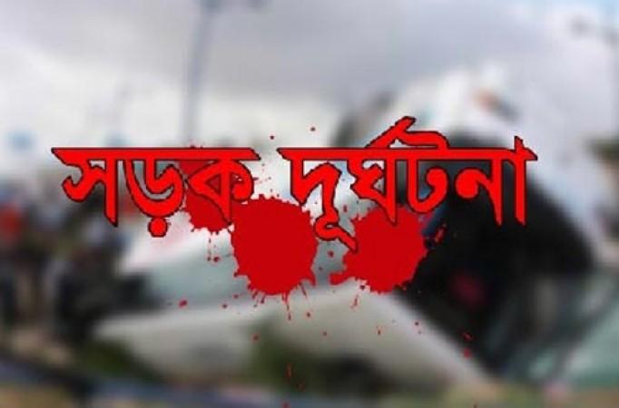 কুমিল্লায় সড়ক দুর্ঘটনায় ভিক্ষুকের মৃত্যু