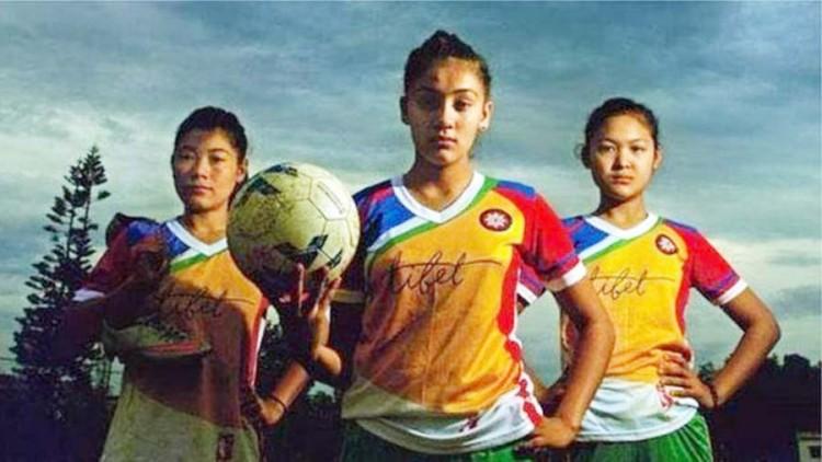মার্কিন ভিসা পেল না তিব্বতের নারী ফুটবল দল