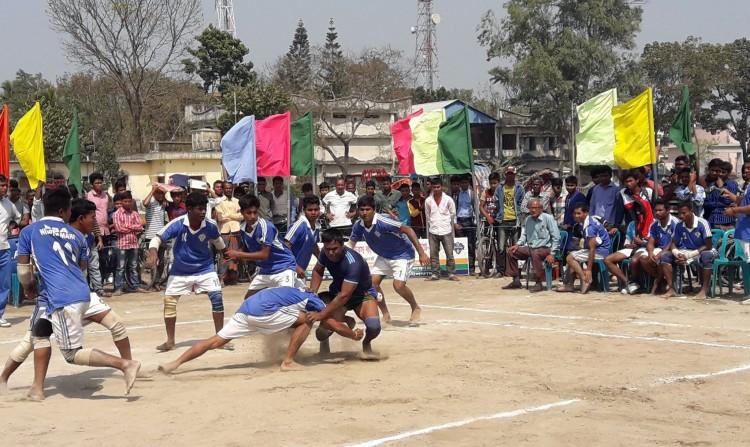 কাবাডি প্রতিযোগিতায় নীলফামারী সদর চ্যাম্পিয়ান