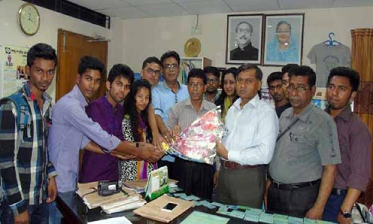 গোপালগঞ্জে সাংবাদিক সমিতির নতুন কমিটি গঠন