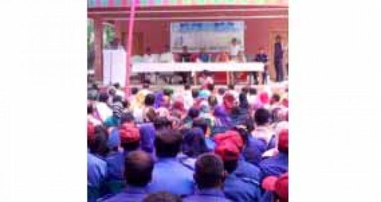যশোরের চৌগাছা উপজেলাকে ভিক্ষুক মুক্ত ঘোষণা