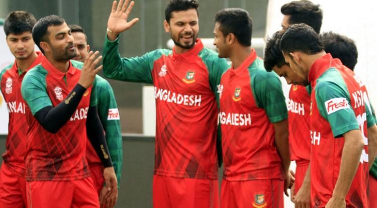 বুধবার ঢাকা ছাড়বে জাতীয় ক্রিকেট দল